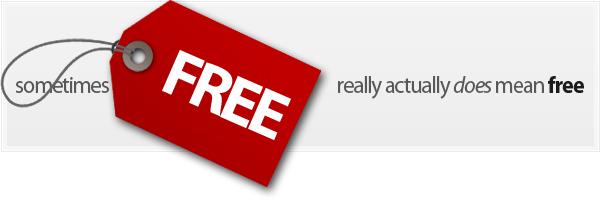 free website design East Lothian