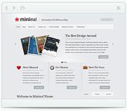 free premium web template from elegant themes