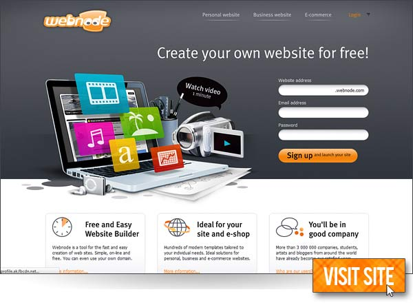 Best free website builders - Our top 8 for ease of use & flexibility