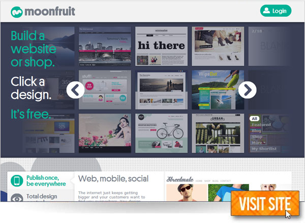Best free website builders our top 8 for ease of use for Website layout creator