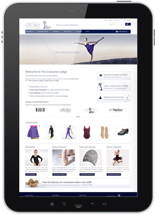 etoile-website