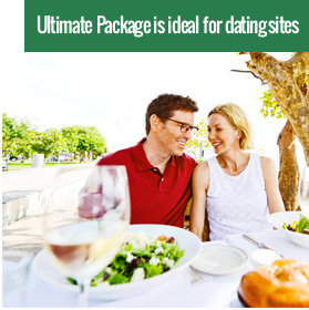 best for dating site design