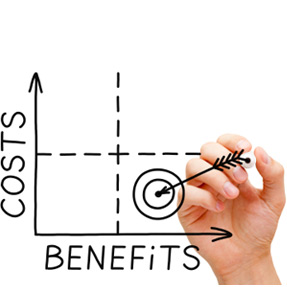 cost benefit analysis of low cost web design